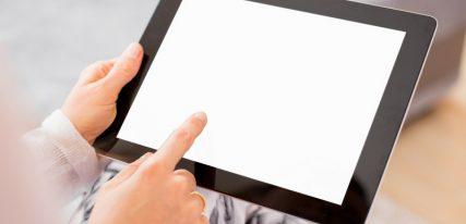 utilisation de la tablette en orthophonie