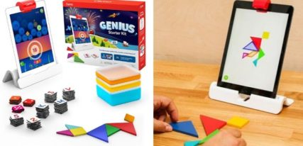Osmo Genius starter kit jeu de manipulation interactif 2