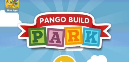 Pango Build Park app enfant