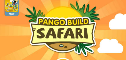 Pango Build safari application enfant