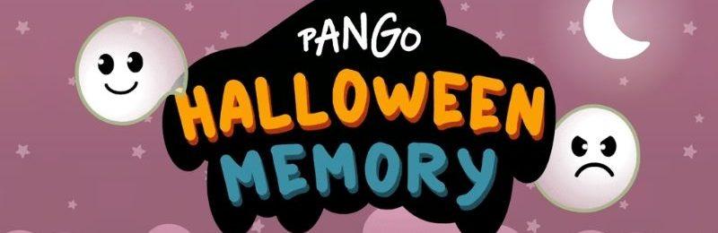 Pango Halloween memory exercer sa mémoire