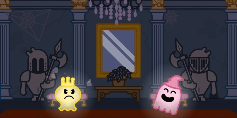Pango Halloween memory fantomes