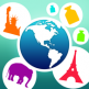 peser le monde app