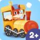 Petit renard chemin de fer application enfant