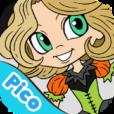 PicoToONS application coloriage
