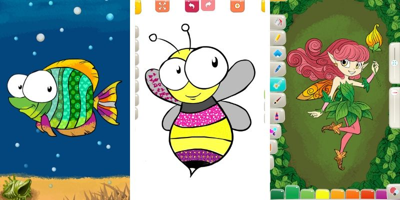 PicoToONS application de coloriage app-enfant
