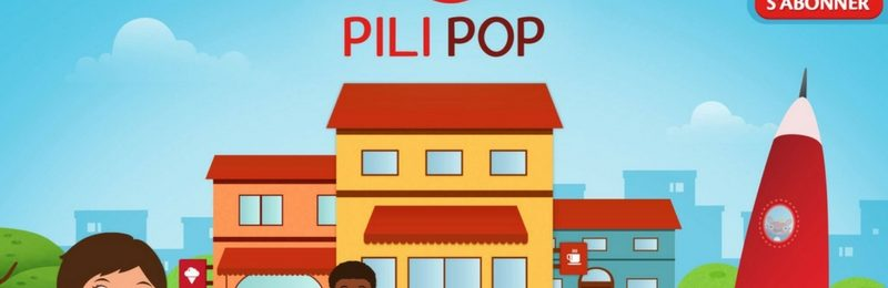 Pili Pop English apprendre l'anglais