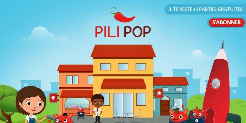 Pili Pop English apprendre l'anglais