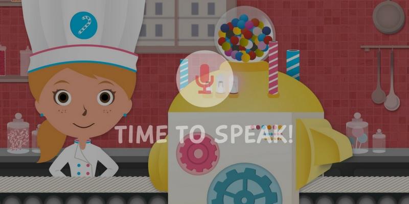 Pili Pop English speaking