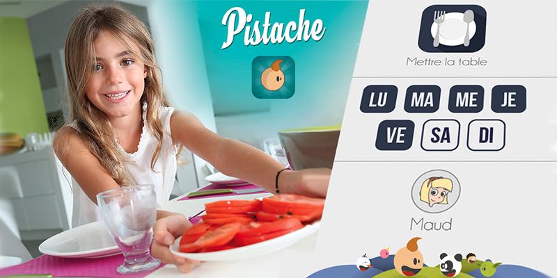 Pistache application