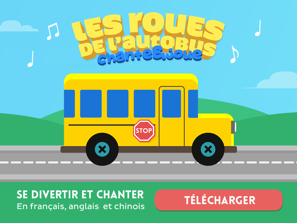 pop up tablette roues de lautobus