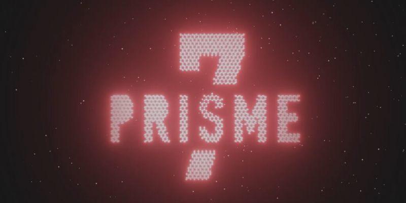 Prisme 7 application Centre Pompidou