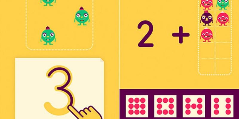 Quick maths Jr apprendre à compter