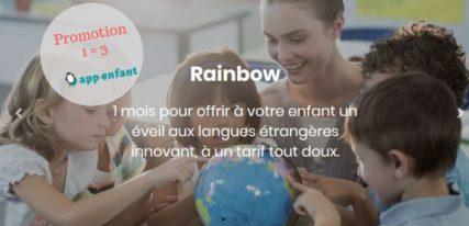 Rainbow by Kokoro apprendre anglais