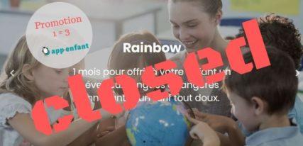 Rainbow by Kokoro -2 closed