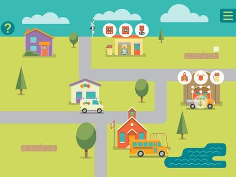 ronnie-robot-village