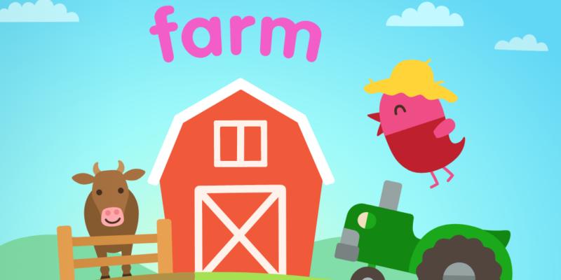 Sago Mini Farm