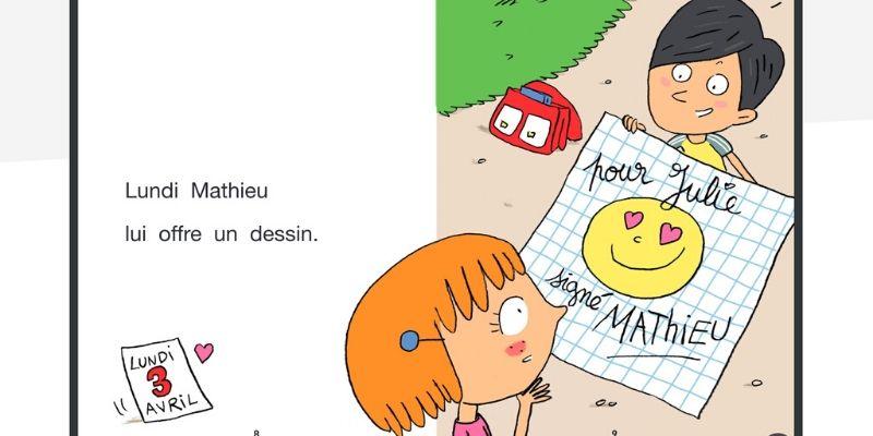 Sami et Julie des livres en accès gratuit débutant