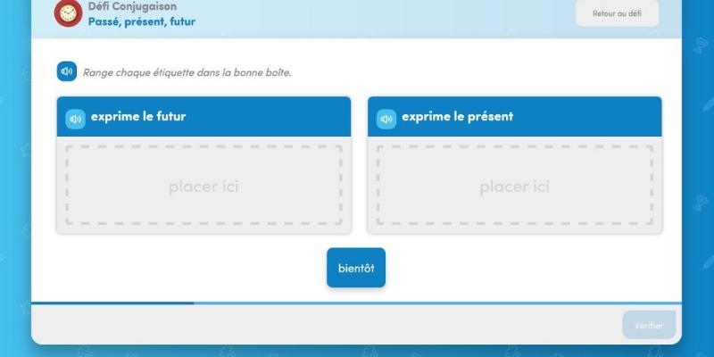 Savio français defi conjugaison
