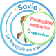 Savio methode apprentissage francais