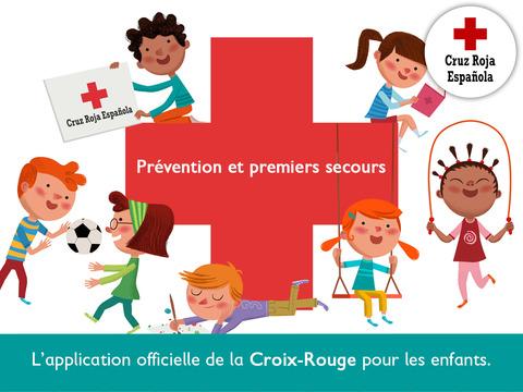 Croix rouge secours