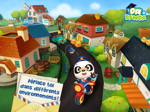 Dr Panda Facteur