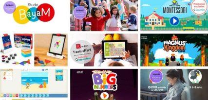 sélection applications éducatives pour les 5 7 ans à la maison 2