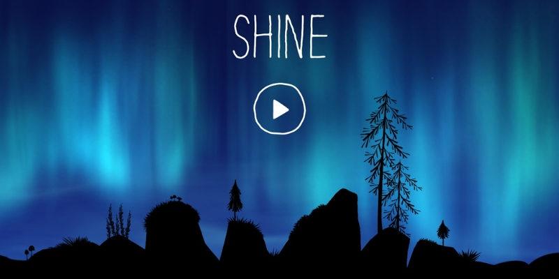 Shine application app-enfant