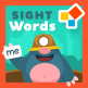 Sight words app anglais