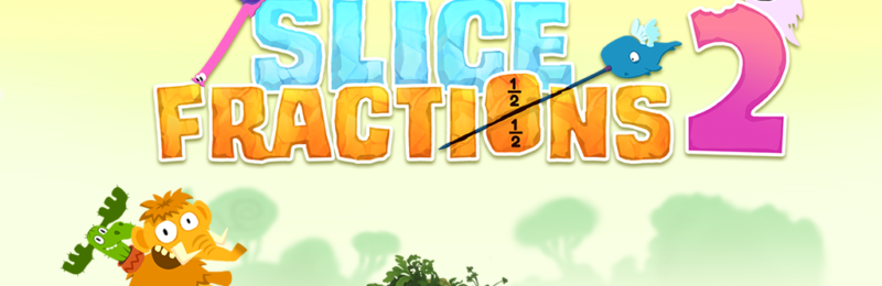 Slice fractions 2 app divisions