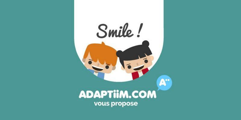 Smile! application autisme