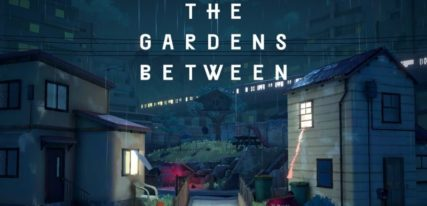 The gardens between application enfant