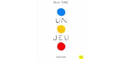 Un jeu Hervé Tullet app enfant