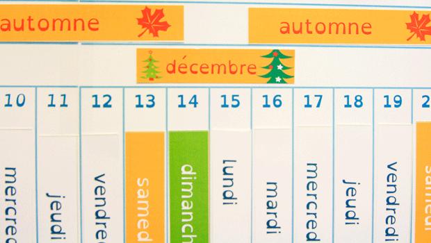 La Poutre Du Temps Montessori En Version Numérique App Enfant