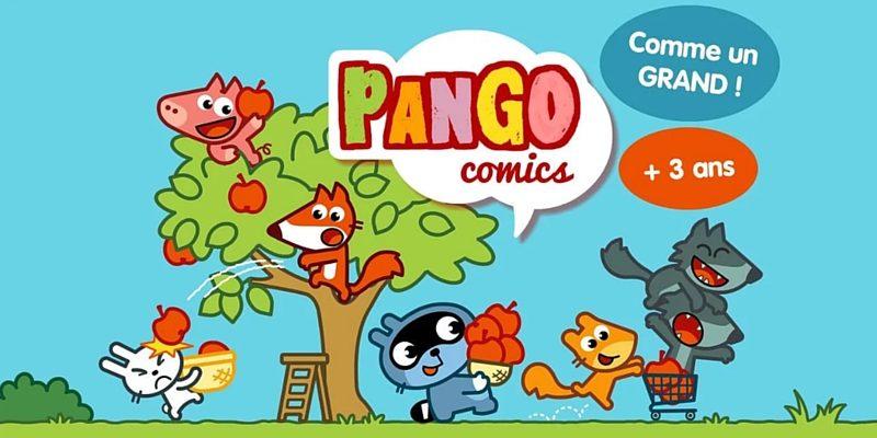 Pango Comics - app
