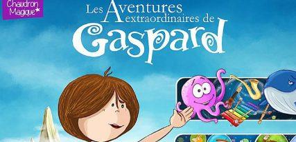 les aventures extraordinaires de Gaspard une