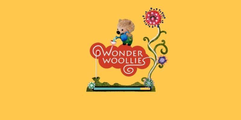 Wonder woolies application pour inventer des histoires