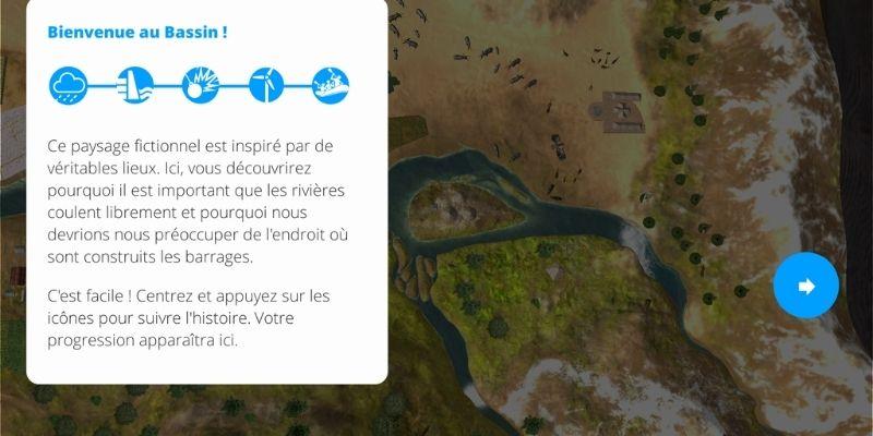 WWF Free river 2