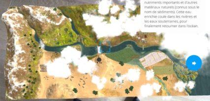 WWF Free rivers app environnement