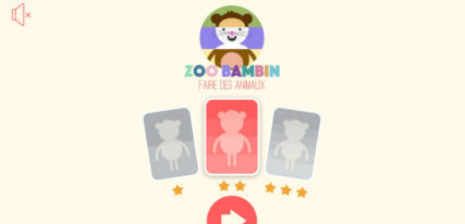 Zoo bambin mix and match