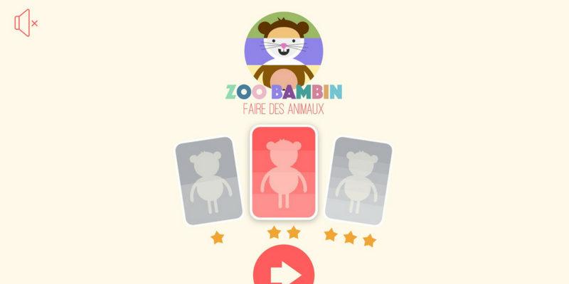 Zoo bambin mix and match