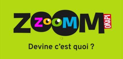 Zoom Zoom Okapi app actualité